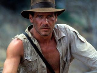 Indiana Jones illustre l'aventurier qu'il faut être pour se branler en public sans craindre d'être surpris.
